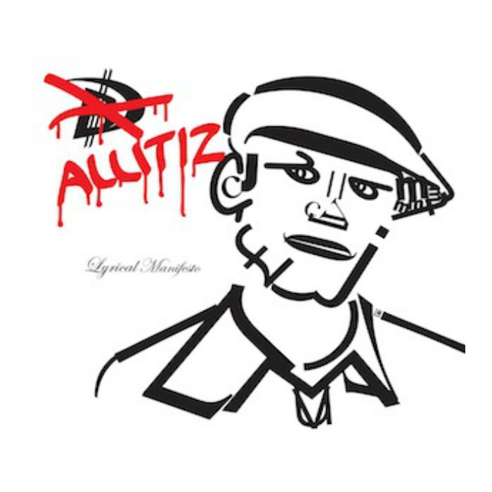 allitiz lyrical manifesto cover
