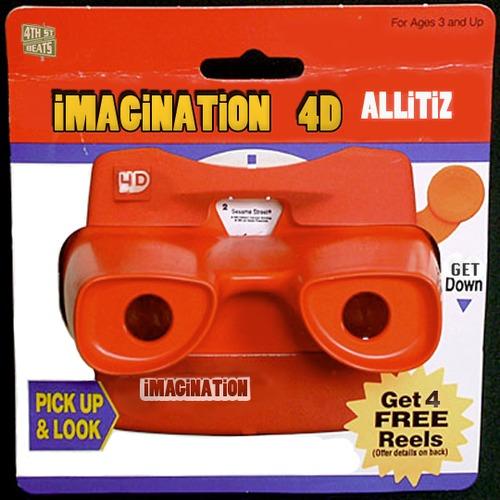 imagination allitiz cover