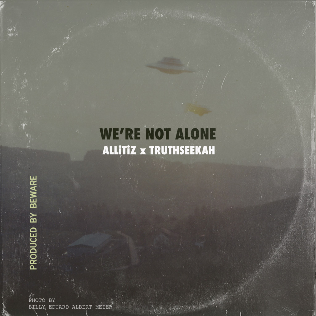 Were Not Alone (remix)